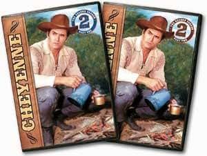 Cheyenne Season 2 Complete Pack Parts 1 & 2 [DVD] [1957] [Region 1] [US Import] [NTSC]