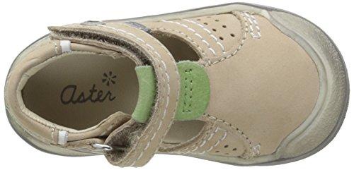 Aster Dratch, Chaussures Premiers pas bébé garçon Beige