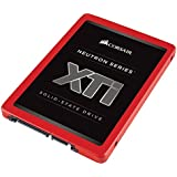 "Corsair Neutron XTi - Disco duro sólido 480 GB (Serial ATA III, MLC, 0 - 70 °C, 2.5"", -40 - 85 °C), color negro y rojo"