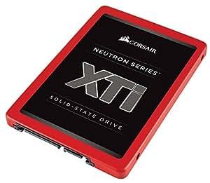 Corsair cssd-n240gbxti Neutron XTI 240Go SATA 3Phison S10MLC NAND ultra-haute Performance Solid State Drive–Noir/Rouge
