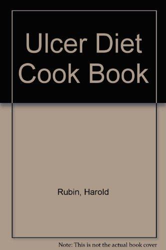 Ulcer Diet Cook Book by Harold Rubin (1963-06-06)