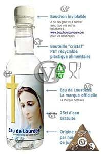 La veritable Eau de Lourdes