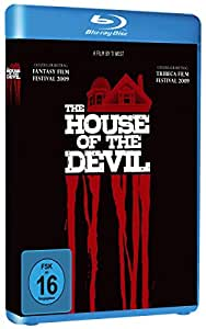 The House of the Devil [Blu-ray]