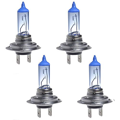 Vosla 28638 Glühbirne H7 Blue 12V 55W Made in Germany 4er Pack