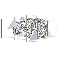 Höhe: 60cm zum Aufhängen bereit Kunstdruck Glas Bildnummer 4060 GAC60x60-4060 Breite: 60cm Glasbilder Einteilig