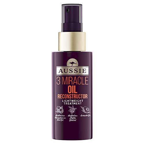 Aussie 3Wunder Öl Reconstructor Conditioner für geschädigtes Haar, 100ml - Miracle Reconstructor