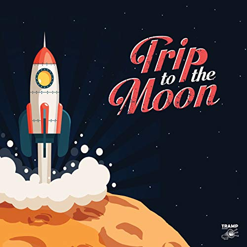 Trip to the Moon - 14 Obscure R&B, Garage Rock and Deepfunk Songs About the Moon