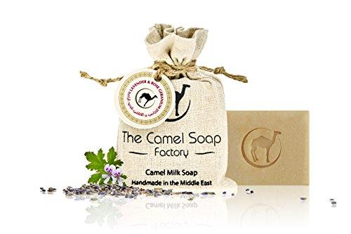 camel-milk-soap-lavendel-und-rose-geranie-100-naturliche-inhaltsstoffe-vegan-1-stuck-100g