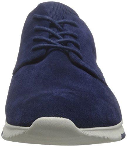 Clarks Herren Tynamo Walk Sneaker Blau (Blue Suede)