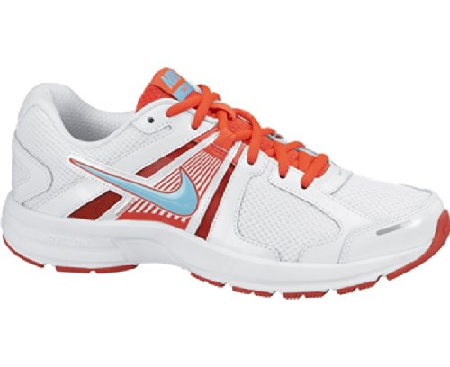 Nike , Chaussures de running pour homme Blanc - White/Orange
