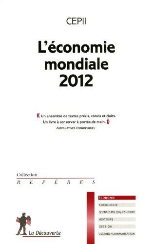 L'conomie mondiale 2012