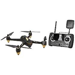 HUBSAN Quadcopter Drone X4 H501S Profesional Version 5.8G FPV Brushless Advanced Version RC (Black)
