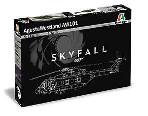 Italeri - Juguete de aeromodelismo James Bond escala 1:72 (1332)