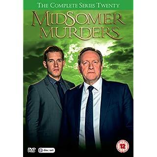 Midsomer Murders - Series 20 [DVD]
