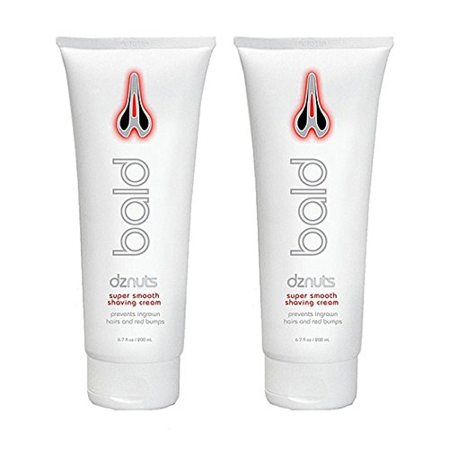 mooth Shave Cream - 200ml (Twin Pack) ()
