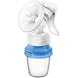 Philips Avent Natural Comfort Manual Breast Pump
