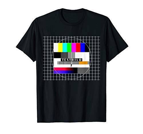 Testbild 90er Party 80er Jahre Outfit TV