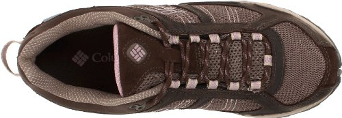 Columbia - Yama Outdry, Scarpe da escursionismo Donna Marron (Mud/Daybreak 255)