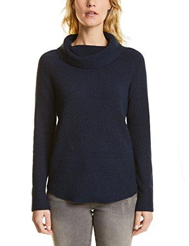CECIL Damen Pullover 300419, Blau