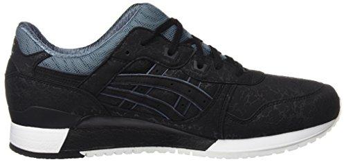 Asics H6u2y, Sneakers Basses Mixte Adulte Noir (Negro)