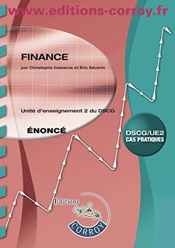 Finance DSCG UE2