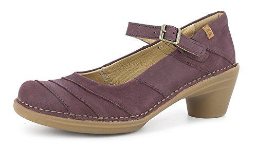 N5327 Pleasant Rioja/Aqua Rojo Mujer 38 Zapatos Tacón