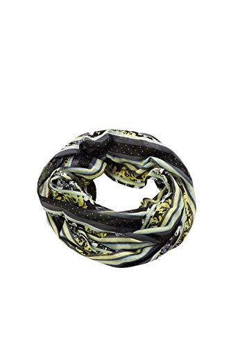 ESPRIT Accessoires Damen Schal 029EA1Q001 Grau (Grey 030) One Size (Herstellergröße: 1SIZE)
