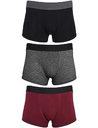 Tom Franks Hipster Trunks Underwear (3 Pack)