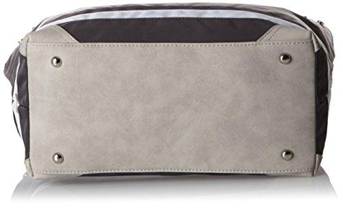 SansibarSansibar - Borse a Tracolla Donna Grau (Grau (Grey))