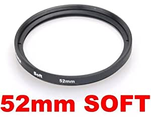 Neewer 52MM Soft Focus Diffuser Filter for ANY Camera Lens with a 52MM Filter Thread