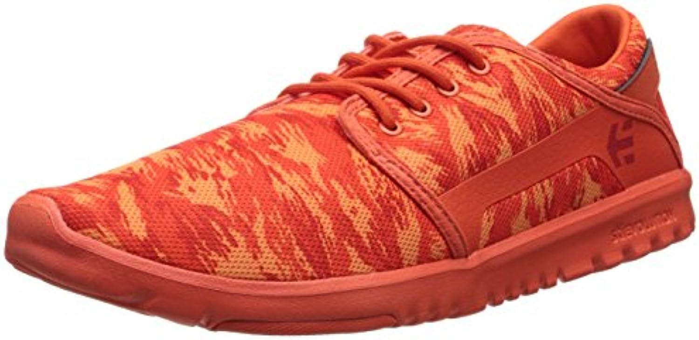 Etnies - Scout scarpe da ginnastica uomo uomo uomo Fitness Hot Coral Cardinal arancia rosso | Apparenza Estetica  | Uomo/Donna Scarpa  b566bb