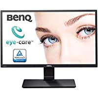 BenQ GW2270HM 22 Inch Full HD LED Eye-Care Monitor,  Low Blue Light and Flicker-Free - Black
