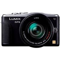Panasonic Lumix DMC-GF6W + G VARIO 14-42mm + G VARIO 45-150mm