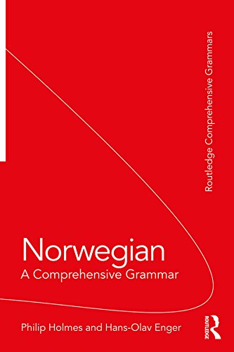 Norwegian: A Comprehensive Grammar (Routledge Comprehensive Grammars)