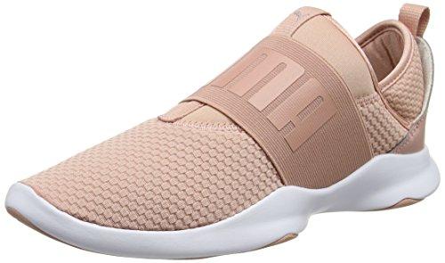 Puma Damen Dare WNS EP Sneaker, Peach Beige, 40 EU (Puma Damen Schuhe Slip On)