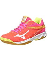 Mizuno Thunder Blade Wos amazon-shoes neri Scarpe da pallavolo