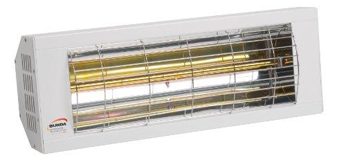 SMART 2000 Heizstrahler 2000 Watt für Innen und Balkon/Terrasse