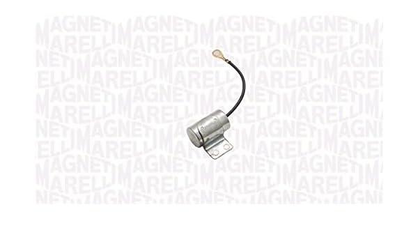 Bosch Kondensator Zündanlage 1237330821 für MERCEDES-BENZ ZASTAVA AUTOBIANCHI