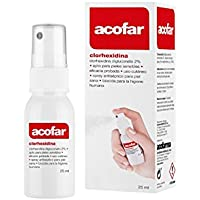CLORHEXIDINA 2% ACOFAR SPRAY 25 ml