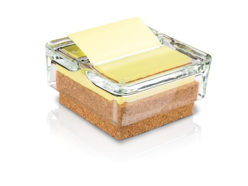 Post-it R330SD1 Haftnotiz-Spender, gefüllt, 76 x 76 mm, gelb