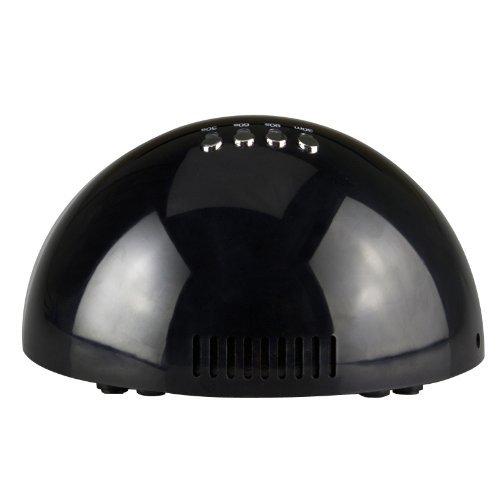 Nagellampe – LED Nageltrockner schwarz - 6