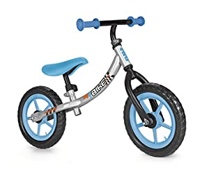 FEBER- My Bike Junior, Color Gris (Famosa 800010964)