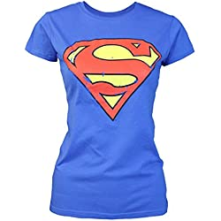 Mujeres - Official - Superman - Camiseta (M)