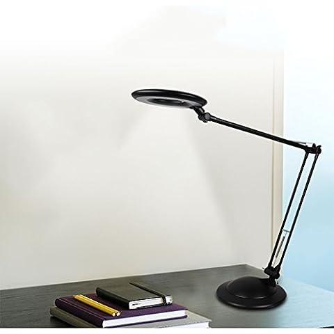 Lampada apprendimento ufficio studente Eye dormitorio portato studio lampada da lettura moda creativa pieghevole lampada da tavolo - Principessa Pieghevole Tavolo