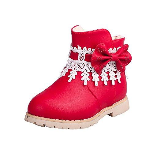 Filles V-soleil Glisser Chaussures Chaussures De Neige Taille 22 Pieds De Longueur 13.5cm Rose YQnft1Ag
