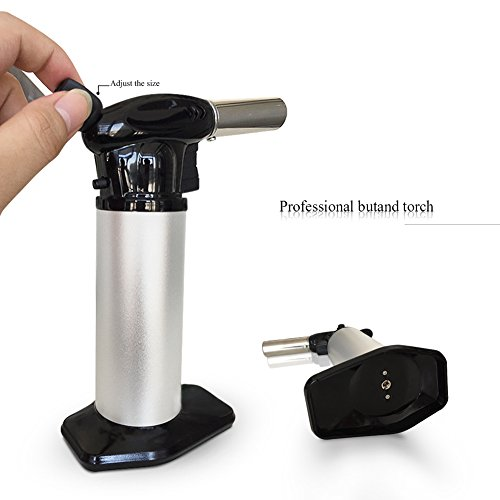 Blow Torch SUMGOTT Butane Torch For Kitchen Cooking