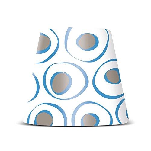 COOPER CAPPIE - Abat-jour Mrs Blue pour lampe Edison The Petit Ø16cm - Lampe à poser Fatboy designé par