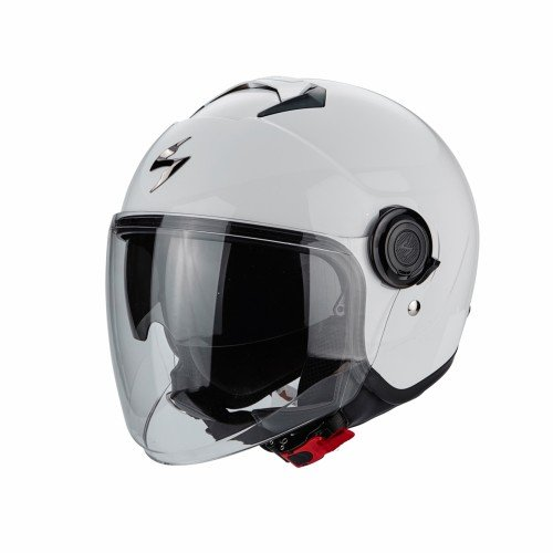 Scorpion Casco Moto EXO-CITY, White, M