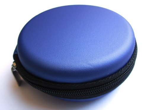 Blue Carrying Case for Bose IE2 MIE2 MIE2I SIE2 SIE2I IE1 MIE1 In-Ear Headphones Mobile In-Ear Headset Stereo Wired Sport Bag Holder Pouch Hold Box Pocket Size Hard Hold Protection Protect Save + Black Sea International Logo Good Quality Micro Fiber Cleaning Cloth (random color)  available at amazon for Rs.1619