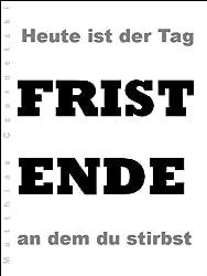 Fristende (Kurzgeschichte)